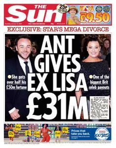 The Sun UK - 16 January 2020