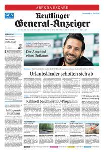 Reutlinger General-Anzeiger - 25. Juni 2020