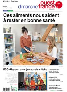 Ouest-France Édition France – 23 août 2020