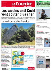 Le Courrier de l'Ouest Cholet – 03 août 2021