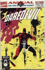 1991 Daredevil v1 Annual 07