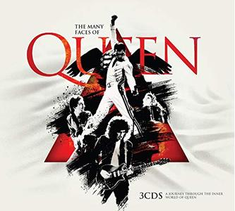 VA - The Many Faces Of Queen (2018) FLAC