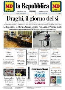 la Repubblica - 5 Febbraio 2021