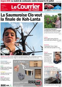 Le Courrier de l'Ouest Nord Anjou – 14 juin 2019