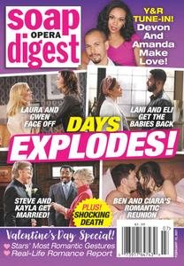Soap Opera Digest - February 15, 2021