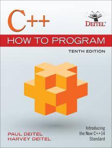 C++ How to Program, 10th Edition