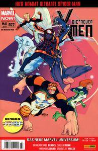 Die neuen X-Men 22 Panini 2015 Gurk The E