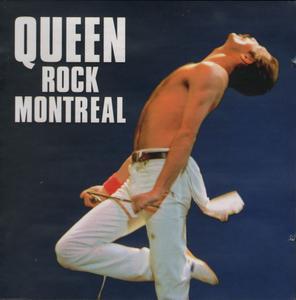 Queen - Queen Rock Montreal (2007) [2CD + 2DVD + Blu-ray]