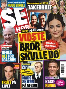 SE og HØR – 02. december 2020