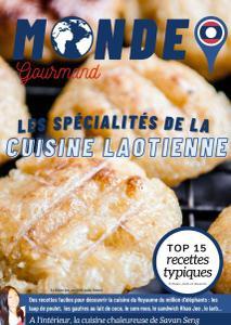 Monde Gourmand - N°32 2021