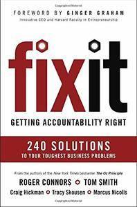 Fix It: Getting Accountability Right [Repost]