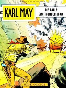 Karl May Wick 62 - Die Falle am Thunder Head