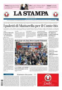 La Stampa Torino Provincia e Canavese - 29 Agosto 2019