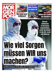 Hamburger Morgenpost – 26. Juni 2020