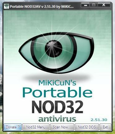 Portable nod32 v2.70.16.0