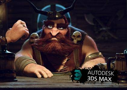 Autodesk 3ds Max 2016 SP2 with Extention 2