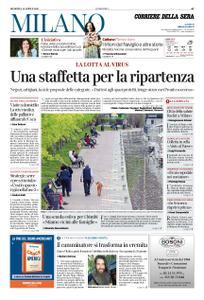 Corriere della Sera Milano – 19 aprile 2020