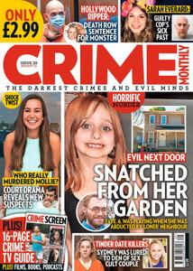 Crime Monthly – August 2021