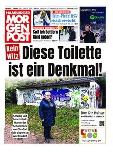 Hamburger Morgenpost – 07. Dezember 2019