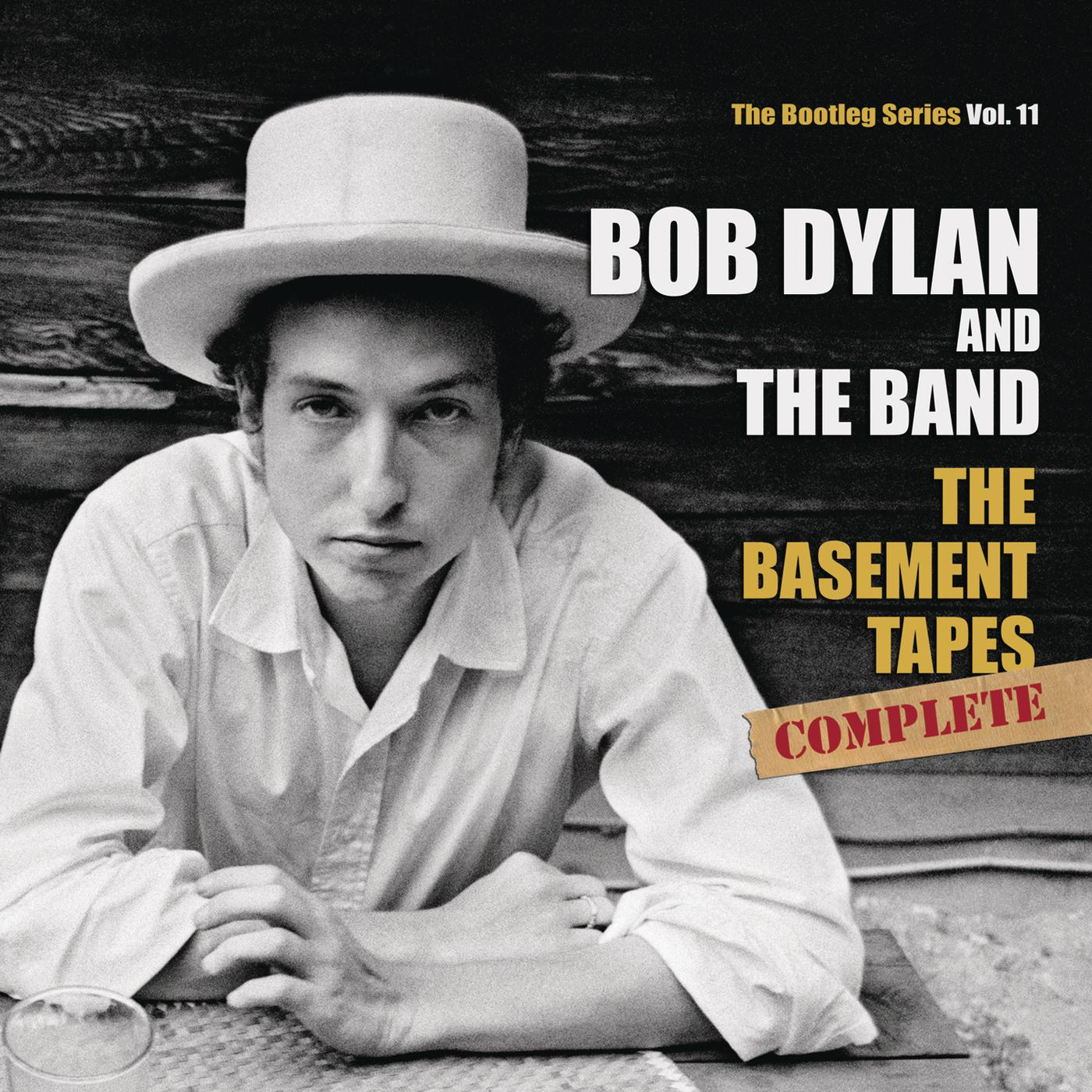 Bob Dylan & The Band - The Bootleg Series, Vol. 11: The Basement Tapes (Complete Edition '2014) [Official Digital Download]