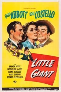 Abbott and Costello - Little Giant (1946)