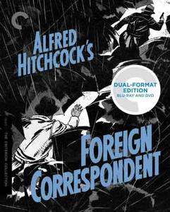 Foreign Correspondent (1940) [The Criterion Collection]