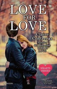 Claire Contreras - Hearts Vol. 2. Love for Love