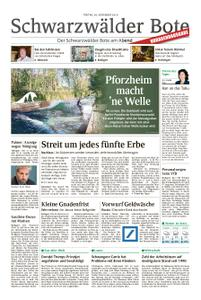 Schwarzwälder Bote Hechingen - 30. November 2018