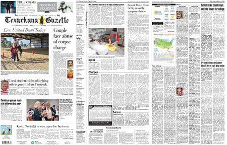 The Texarkana Gazette – December 07, 2019
