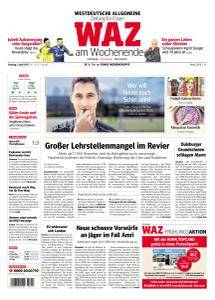 WAZ Westdeutsche Allgemeine Zeitung - 1 April 2017