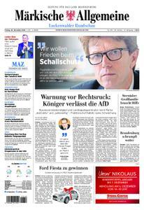 Märkische Allgemeine Luckenwalder Rundschau - 30. November 2018