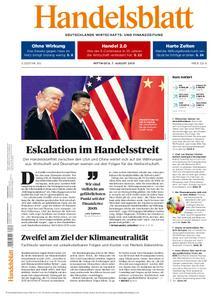Handelsblatt - 07. August 2019