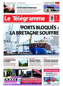 Le Télégramme Landerneau - Lesneven – 18 janvier 2020