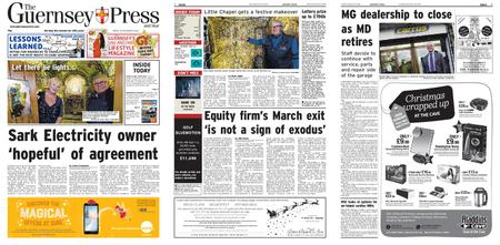 The Guernsey Press – 30 November 2018