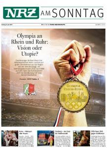 NRZ Neue Ruhr Zeitung Sonntagsausgabe - 16. Juni 2019