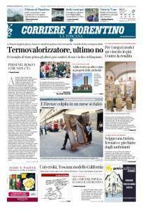Corriere Fiorentino La Toscana - 25 Maggio 2018