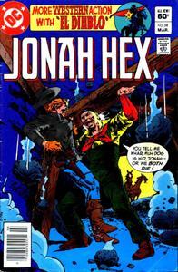 Jonah Hex 58 c2c (DC Comics) (1982 March)