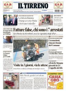 Il Tirreno Livorno - 12 Aprile 2018