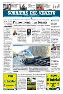Corriere del Veneto Padova e Rovigo – 15 gennaio 2019