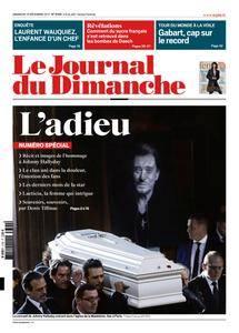 Le Journal du Dimanche - 10 décembre 2017