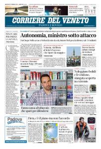 Corriere del Veneto Padova e Rovigo – 27 febbraio 2019
