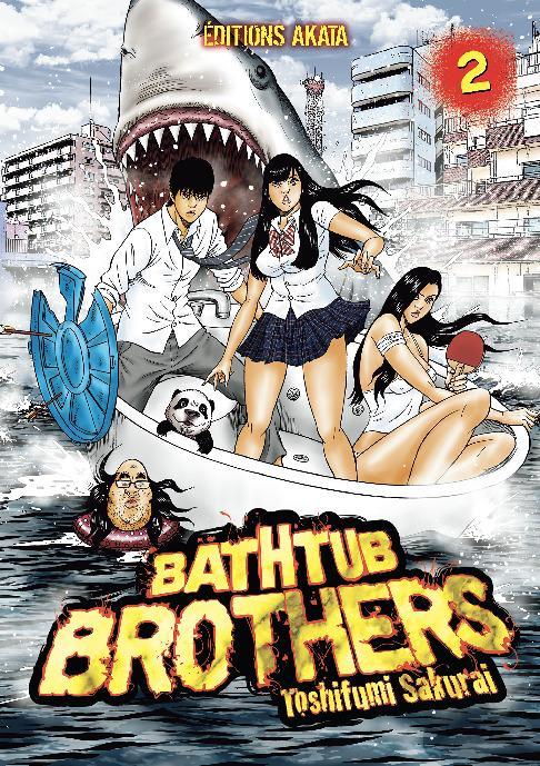 Bathtub Brothers T02