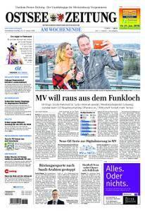 Ostsee Zeitung Wolgast - 20. Januar 2018