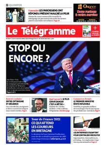 Le Télégramme Quimper – 02 novembre 2020