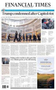 Financial Times USA - January 8, 2021