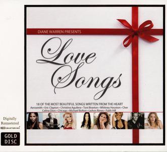 VA - Diane Warren Presents: Love Songs (2004)