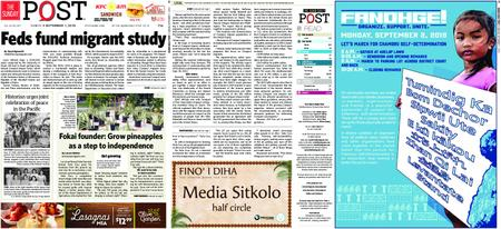 The Guam Daily Post – September 01, 2019