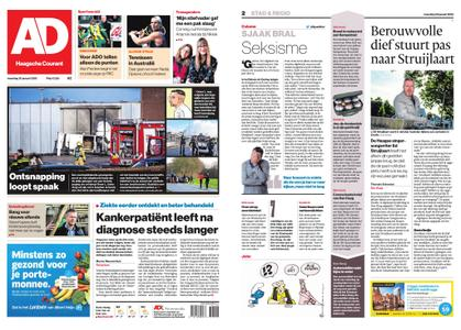 Algemeen Dagblad - Zoetermeer – 20 januari 2020