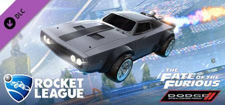 Rocket League - The Fate of the Furious Ice Charger (2017)