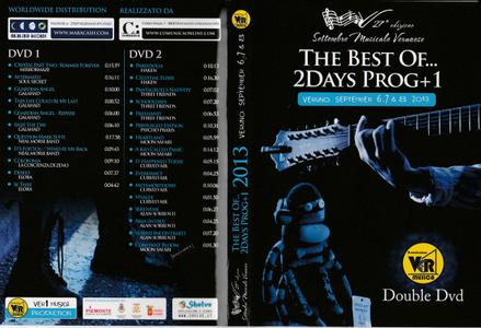The Best Of... 2Days Prog+1 Veruno, September 6,7 & 8 2013 (2014)